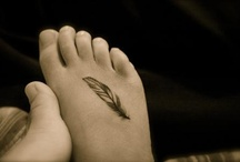 Foot Tattoo / by Clare O'Reilly