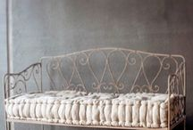 cast iron daybeds