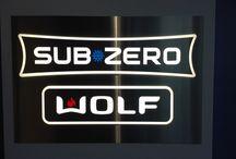 Sub Zero / Wolf