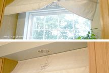 Curtain, Blind & Window Treatment Tutorials / Tutorials on how to make curtains, blinds, window treatments and home furnishings