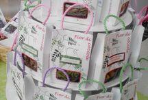 Fior di Coccole / Piante officinali per infusi, aromatiche per la cucina, fiori commestibili per decorazioni, preparati per sughi e insaporitori tutto con i prodotti del nostro orto