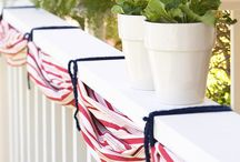 decorations 4 holidays / by Carol Haigler