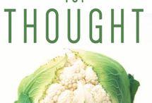healthy food / healthy food ideas