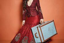Rich ethnic wear...