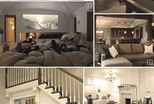 Basement ideas / by Anabela Pollock