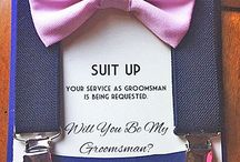 Wedding Rustic Groomsman