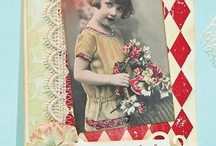 handmade cards: Vintage and other / Vintage and other theme