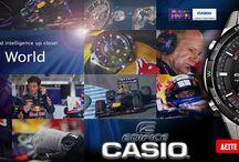 CASIO EDIFICE Watches! SPEED & INTELLIGENCE!