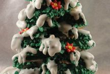 Christmas  / Detailed artisan cookies perfect for gifts and favors