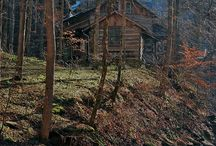 Sweet cabins / by Trish Petrusik Gossard