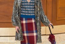 KNITS fall 2015 Runways / a peek at fashion knitwear from the designer runway shows / by Chic Knits