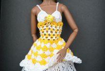 barbie dol dressses