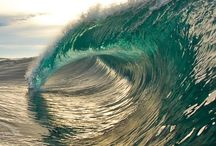 Insane Waves / Beautiful, magestic, awe inspiring waves! Are you ready to surf one of these?!
