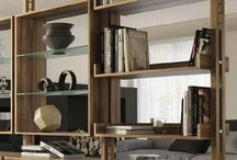 bookcase partition