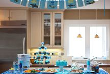 Birthday Party Ideas / by Kathleen Rich