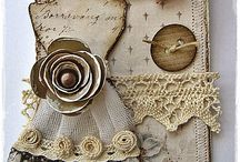 ATC & TAGS / by Bev Gordeyko