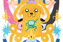 Cartoon_Adventure Time