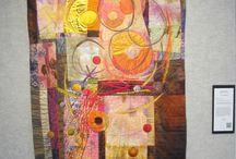 Textilní obrazy / Textile Art