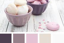 Color pallet inspiration