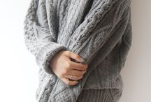 Fashion | Comfy sweaters / Comfy fall and winter sweaters.