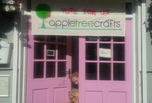 Our Shop / Going's on in Apple Tree Crafts Quilt Shop.