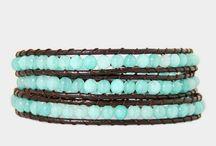 Bracelets / by brandie kay