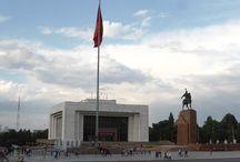Bishkek season