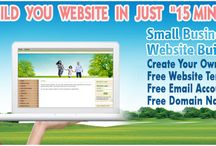 """Ovi Site Builder / Build You Website in """"15 Minutes"""" No HTML or Coding Knowledge Required 100% Drag & Drop. Very easy to use  Click here to know more : http://www.ovisitebuilder.com"""