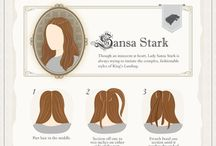 Game of Thrones - Fashion and Beauty
