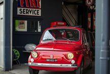 """Fiat 500 """" Une petite Italienne """""""