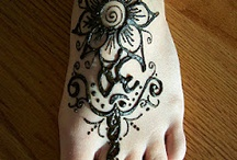 Henna Tats / by April Whitstone