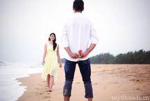 Pre wedding photoshoot ideas for beach