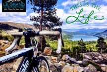 Epic Road Bike Tours / Road Bike Tours, Road Bike Vacations, Road Bike Trips and more...! / by Le Grand Adventure Tours