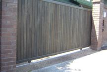 Gates & Walls