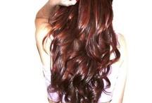 Kızıl Gölgeli Saçlar
