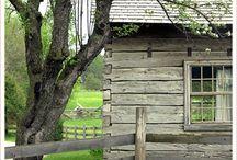    architecture - cabins   
