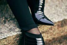 Zapatos originales y lindos