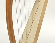 Lap Harp / Harps that appeal to me   Also known as Bardic Harp, Celtic Harp, Lever Harp, .....