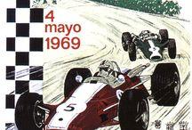 Antiguos / Carteles de Gran Premio
