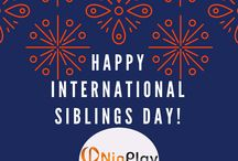 International Siblings Day!