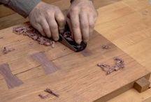 techniki stolarskie