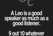 zodiac (Leo)