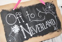 Peter Pan Neverland Birthday Party Ideas