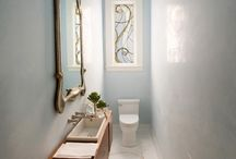 Powder room / by Donna Sinclair