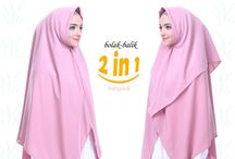Instant khimar / instant khimar with quality material