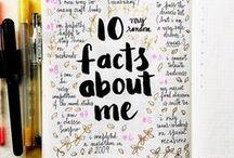 Journalling notebook