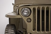 Classic American Iron and 4x4's