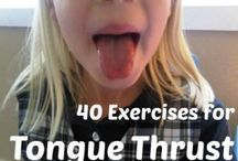 Tongue thrust