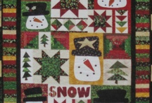 Quilt - Christmas / by Lindsey Martin