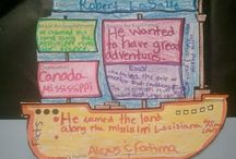 Teach: Explorers of North America / 2nd grade social studies unit highlighting Christopher Columbus, Christopher Newport, Ponce deLeon, Jacques Cartier